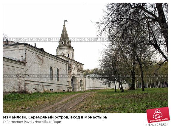 Купить «Измайлово, Серебряный остров, вход в монастырь», фото № 255524, снято 17 апреля 2008 г. (c) Parmenov Pavel / Фотобанк Лори