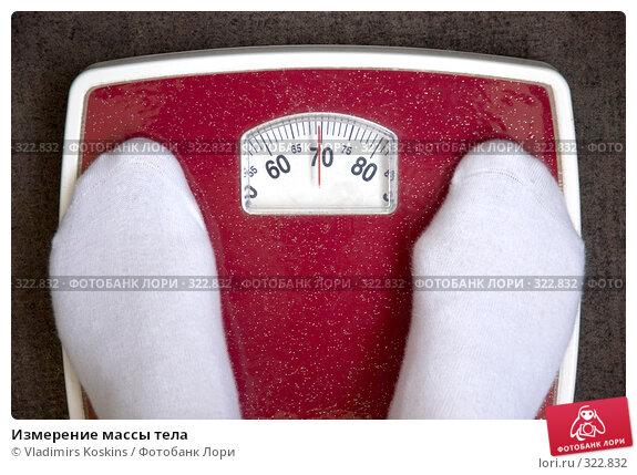Измерение массы тела, фото № 322832, снято 17 января 2007 г. (c) Vladimirs Koskins / Фотобанк Лори