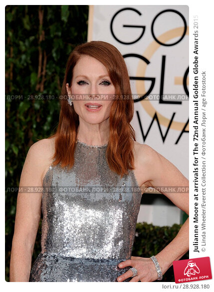 Купить «Julianne Moore at arrivals for The 72nd Annual Golden Globe Awards 2015 _ Part 2, The Beverly Hilton Hotel, Beverly Hills, CA January 11, 2015. Photo By: Linda Wheeler/Everett Collection», фото № 28928180, снято 11 января 2015 г. (c) age Fotostock / Фотобанк Лори