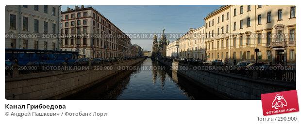Канал Грибоедова, фото № 290900, снято 29 марта 2017 г. (c) Андрей Пашкевич / Фотобанк Лори