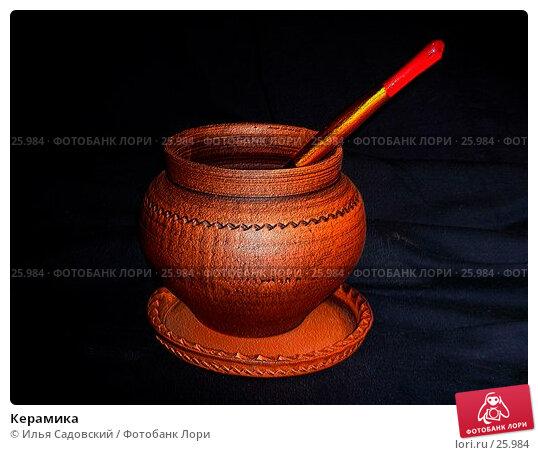 Керамика, фото № 25984, снято 21 марта 2007 г. (c) Илья Садовский / Фотобанк Лори