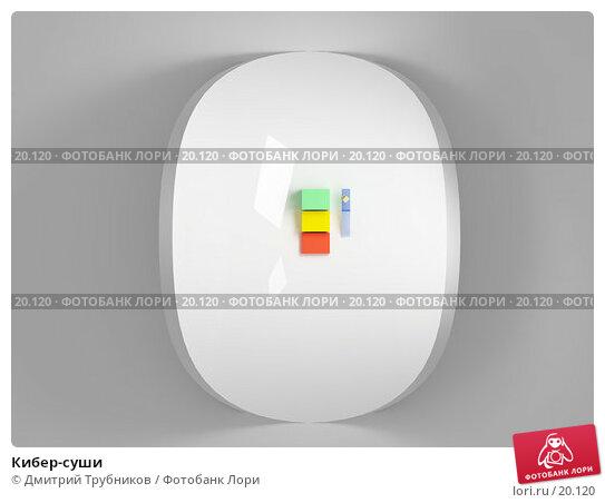Кибер-суши, иллюстрация № 20120 (c) Дмитрий Трубников / Фотобанк Лори