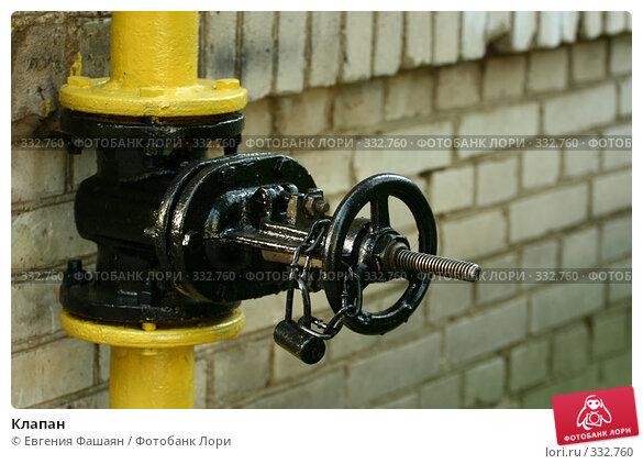Купить «Клапан», фото № 332760, снято 18 мая 2008 г. (c) Евгения Фашаян / Фотобанк Лори