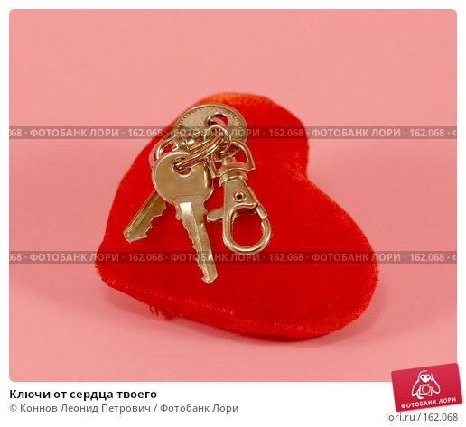 Ключи от сердца твоего, фото № 162068, снято 27 декабря 2007 г. (c) Коннов Леонид Петрович / Фотобанк Лори