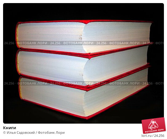 Книги, фото № 24256, снято 1 марта 2007 г. (c) Илья Садовский / Фотобанк Лори