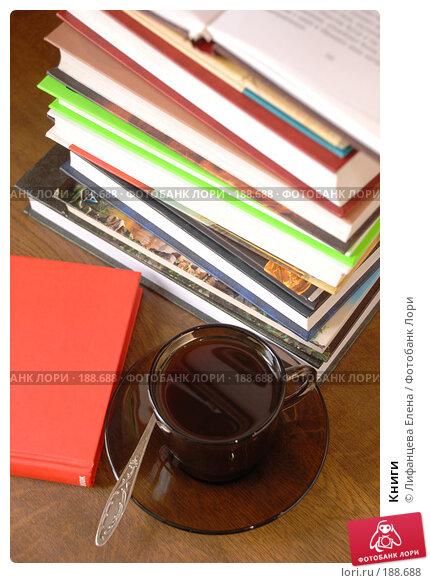 Книги, фото № 188688, снято 28 января 2008 г. (c) Лифанцева Елена / Фотобанк Лори