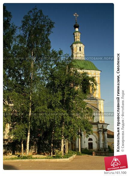 Колокольня православной гимназии, Смоленск, фото № 61100, снято 26 мая 2007 г. (c) Смирнова Лидия / Фотобанк Лори