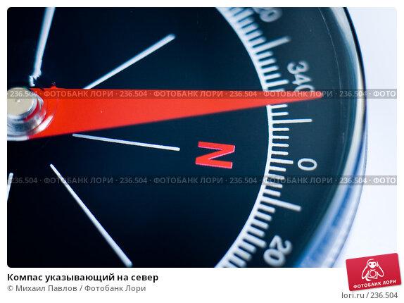 Купить «Компас указывающий на север», фото № 236504, снято 29 марта 2008 г. (c) Михаил Павлов / Фотобанк Лори