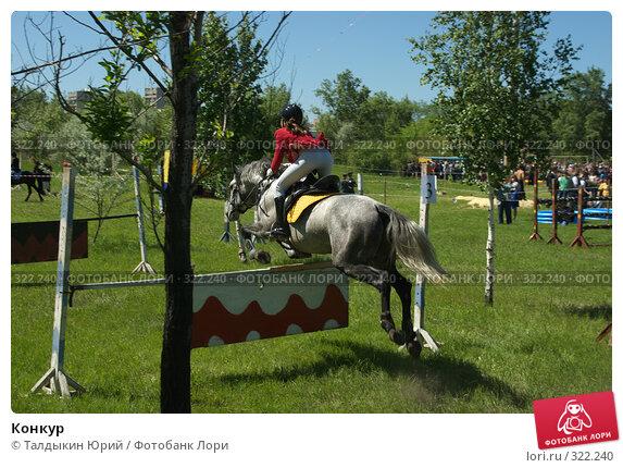 Конкур, фото № 322240, снято 12 июня 2008 г. (c) Талдыкин Юрий / Фотобанк Лори