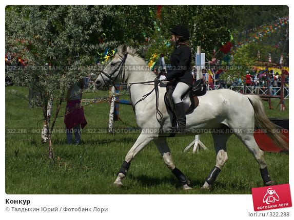 Конкур, фото № 322288, снято 12 июня 2008 г. (c) Талдыкин Юрий / Фотобанк Лори