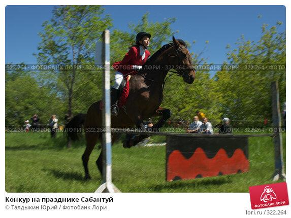 Купить «Конкур на празднике Сабантуй», фото № 322264, снято 12 июня 2008 г. (c) Талдыкин Юрий / Фотобанк Лори