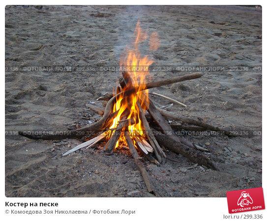 Костер на песке, фото № 299336, снято 18 мая 2008 г. (c) Комоедова Зоя Николаевна / Фотобанк Лори