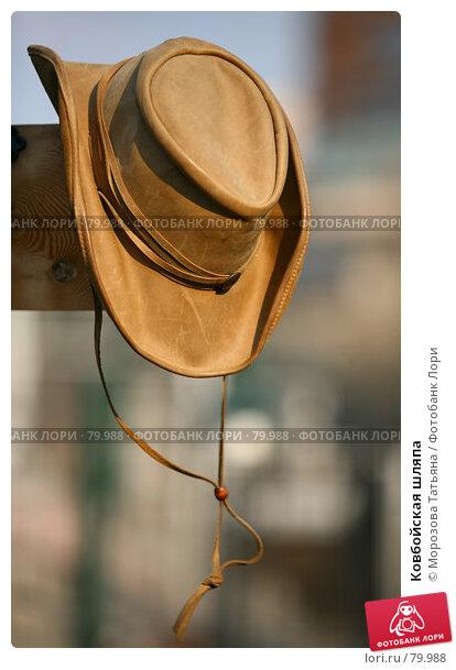 Ковбойская шляпа, фото № 79988, снято 31 марта 2007 г. (c) Морозова Татьяна / Фотобанк Лори