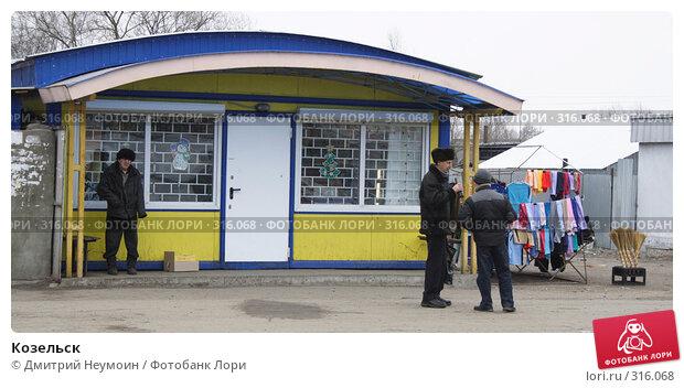 Козельск, эксклюзивное фото № 316068, снято 19 января 2008 г. (c) Дмитрий Неумоин / Фотобанк Лори
