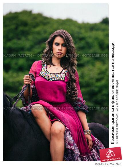 красивая цыганка фото