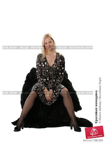 Красивая женщина, фото № 148320, снято 1 декабря 2007 г. (c) Efanov Aleksey / Фотобанк Лори