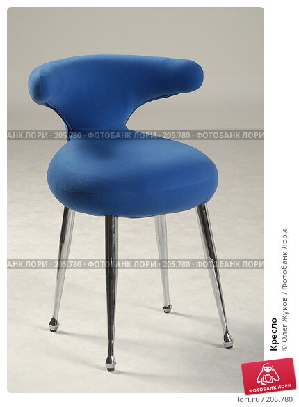 Кресло, фото № 205780, снято 4 марта 2004 г. (c) Олег Жуков / Фотобанк Лори