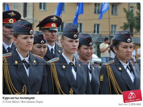 Купить «Курсанты полиции», эксклюзивное фото № 2659664, снято 12 июня 2011 г. (c) Free Wind / Фотобанк Лори