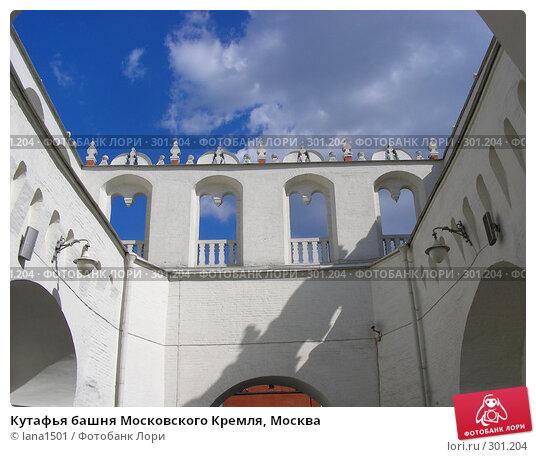 Кутафья башня Московского Кремля, Москва, эксклюзивное фото № 301204, снято 27 апреля 2008 г. (c) lana1501 / Фотобанк Лори
