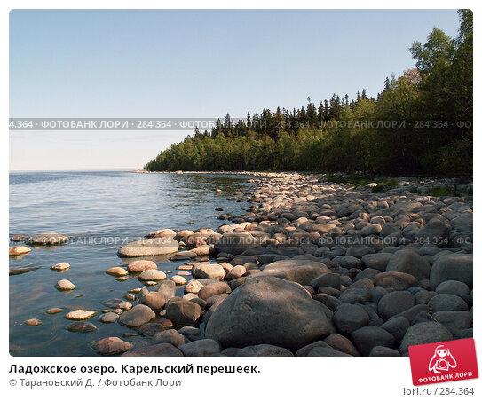 Ладожское озеро. Карельский перешеек., фото № 284364, снято 11 июня 2006 г. (c) Тарановский Д. / Фотобанк Лори