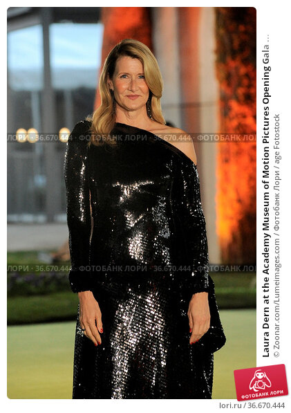 Laura Dern at the Academy Museum of Motion Pictures Opening Gala ... Стоковое фото, фотограф Zoonar.com/Lumeimages.com / age Fotostock / Фотобанк Лори