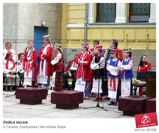 Лейся песня, фото № 35536, снято 21 мая 2005 г. (c) Галина  Горбунова / Фотобанк Лори