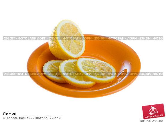 Купить «Лимон», фото № 236384, снято 23 апреля 2018 г. (c) Коваль Василий / Фотобанк Лори
