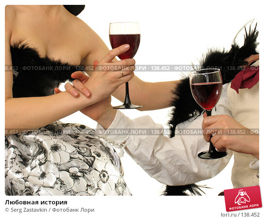 Любовная история, фото № 138452, снято 7 января 2006 г. (c) Serg Zastavkin / Фотобанк Лори