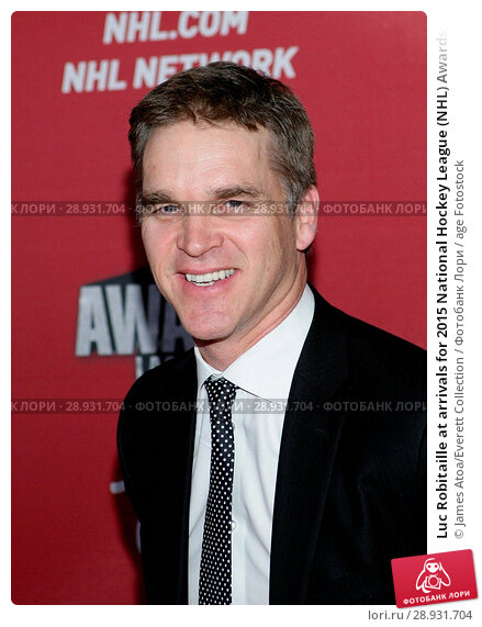 Купить «Luc Robitaille at arrivals for 2015 National Hockey League (NHL) Awards, HECHO en Vegas Restaurant, Las Vegas, NV June 24, 2015. Photo By: James Atoa/Everett Collection», фото № 28931704, снято 24 июня 2015 г. (c) age Fotostock / Фотобанк Лори