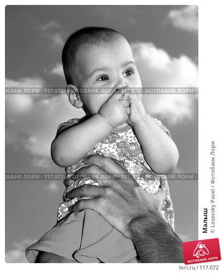Малыш, фото № 117072, снято 5 августа 2005 г. (c) Losevsky Pavel / Фотобанк Лори