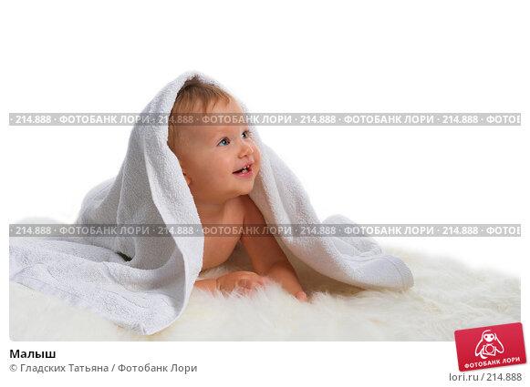 Малыш, фото № 214888, снято 6 ноября 2007 г. (c) Гладских Татьяна / Фотобанк Лори