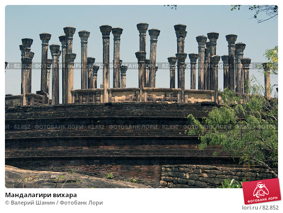Мандалагири вихара, фото № 82852, снято 3 июня 2007 г. (c) Валерий Шанин / Фотобанк Лори
