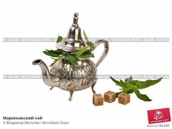Марокканский чай, фото № 84020, снято 12 июля 2007 г. (c) Владимир Мельник / Фотобанк Лори