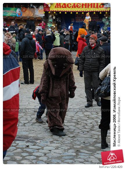 Масленица-2008. Измайловский Кремль, эксклюзивное фото № 220420, снято 9 марта 2008 г. (c) Alexei Tavix / Фотобанк Лори