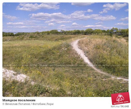 Маяцкое поселение, фото № 96648, снято 18 июля 2007 г. (c) Вячеслав Потапов / Фотобанк Лори