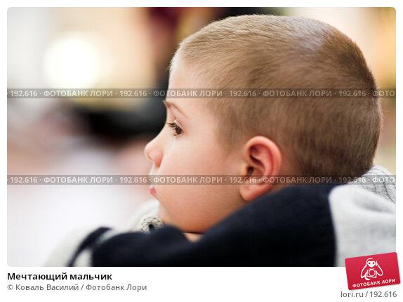 Мечтающий мальчик, фото № 192616, снято 20 января 2008 г. (c) Коваль Василий / Фотобанк Лори