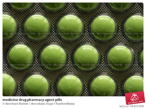 medicine drug pharmacy agent pills. Стоковое фото, фотограф Bernhard Richter / PantherMedia / Фотобанк Лори
