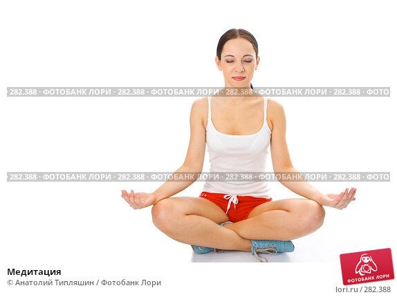 Медитация, фото № 282388, снято 26 января 2008 г. (c) Анатолий Типляшин / Фотобанк Лори