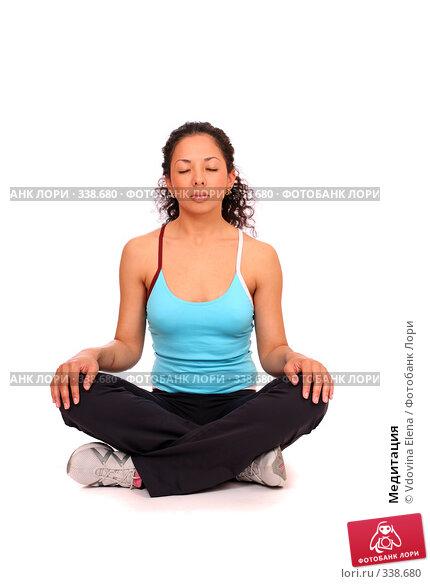 Купить «Медитация», фото № 338680, снято 10 мая 2008 г. (c) Vdovina Elena / Фотобанк Лори