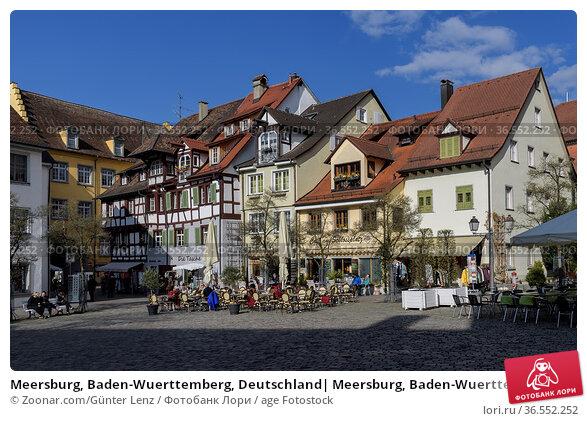 Meersburg, Baden-Wuerttemberg, Deutschland  Meersburg, Baden-Wuerttemberg... Стоковое фото, фотограф Zoonar.com/Günter Lenz / age Fotostock / Фотобанк Лори