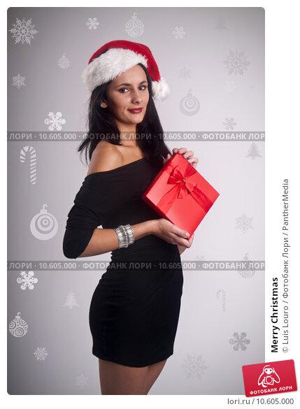 Merry Christmas. Стоковое фото, фотограф Luis Louro / PantherMedia / Фотобанк Лори