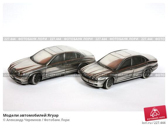 Модели автомобилей Ягуар, фото № 227444, снято 13 марта 2008 г. (c) Александр Черемнов / Фотобанк Лори