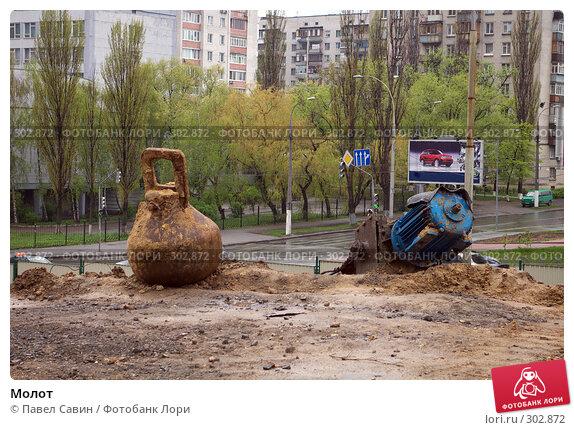 Молот, фото № 302872, снято 20 апреля 2008 г. (c) Павел Савин / Фотобанк Лори