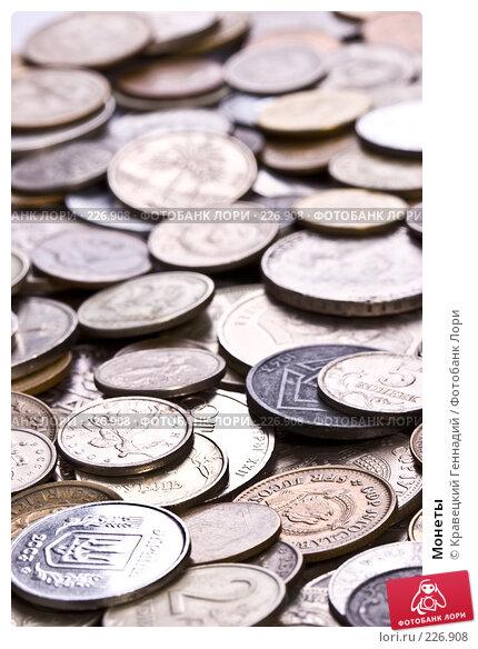 Монеты, фото № 226908, снято 8 ноября 2004 г. (c) Кравецкий Геннадий / Фотобанк Лори