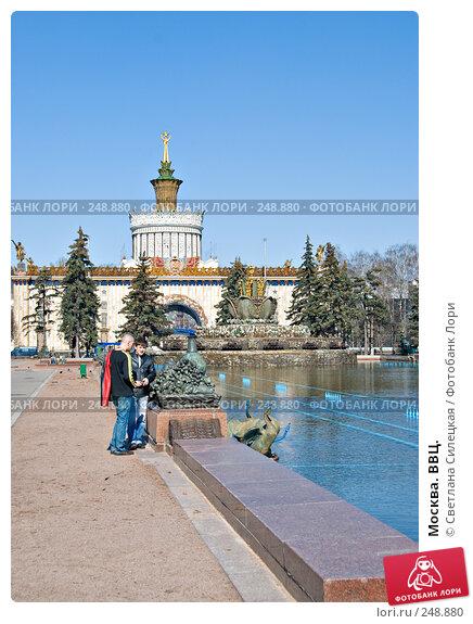Москва. ВВЦ., фото № 248880, снято 10 апреля 2008 г. (c) Светлана Силецкая / Фотобанк Лори
