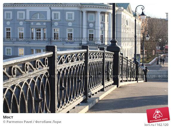 Мост, фото № 162120, снято 23 декабря 2007 г. (c) Parmenov Pavel / Фотобанк Лори