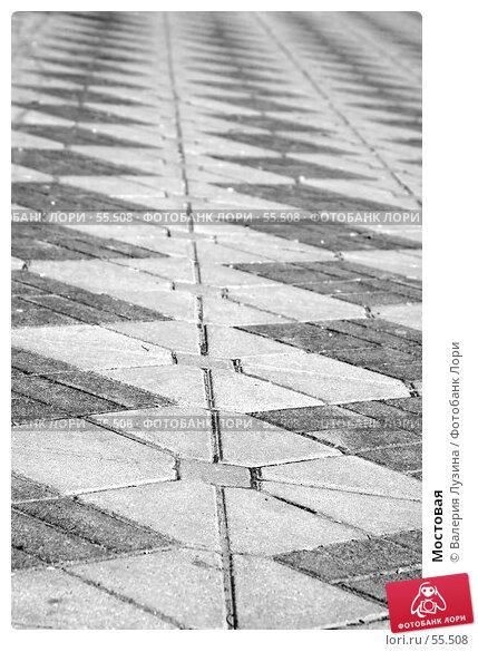 Мостовая, фото № 55508, снято 1 июня 2007 г. (c) Валерия Потапова / Фотобанк Лори