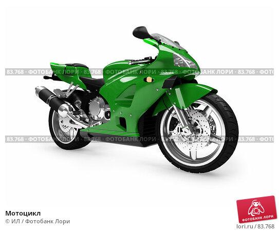 Мотоцикл, иллюстрация № 83768 (c) ИЛ / Фотобанк Лори