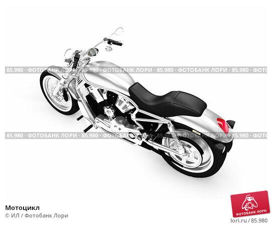 Мотоцикл, иллюстрация № 85980 (c) ИЛ / Фотобанк Лори