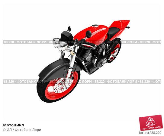 Купить «Мотоцикл», иллюстрация № 88220 (c) ИЛ / Фотобанк Лори